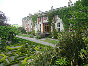 Garten Bantry House