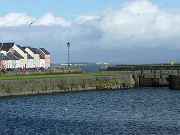 Galway Hafen