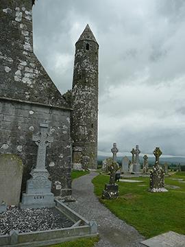Friedhof Rock of Cashel
