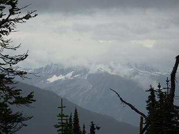 Aussicht Mount Revelstoke