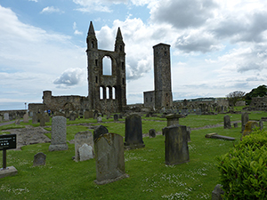 Ruinen Kathedrale St. Andrews